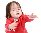 reaching child poster