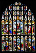 west window norwich cathedral