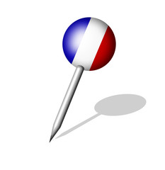 frankreich pins