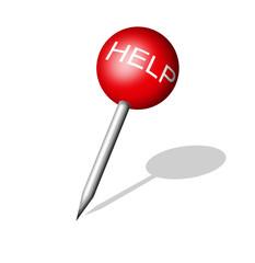 help pin