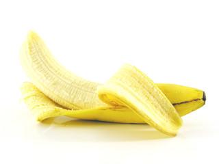 banane ouverte