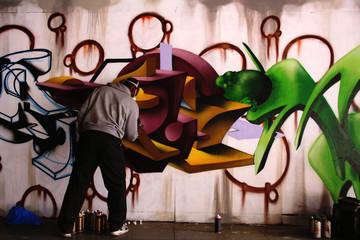 graffiti urban