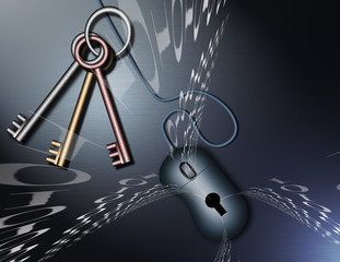 binary lock