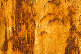 rusted metal background poster