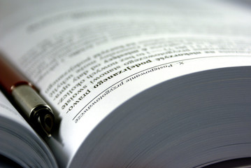 book - study