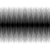 sound wave poster