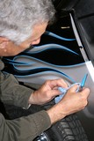 automobile painter