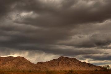 desert mountain 110