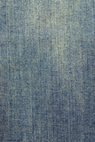 faded denim fabric texture poster