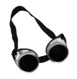 welder goggles poster