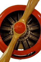 propeller driven