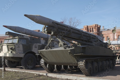 antiaircraft rocket 1