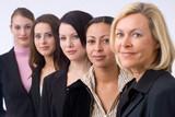 Fototapety business executive team