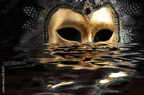 obraz lub plakat mask