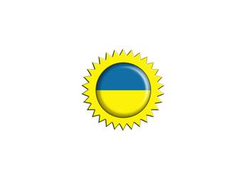 ukrainian badge