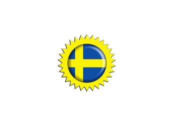 swedish badge