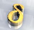 simbolo delta in oro