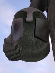 alter kriegs helm