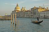 Fototapety gondole sur le grand canal