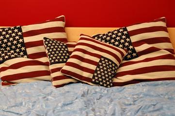 american bedroom.