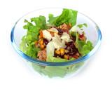 simple tuna salad poster