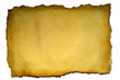 parchment background.