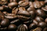 Fototapety fresh coffee beans