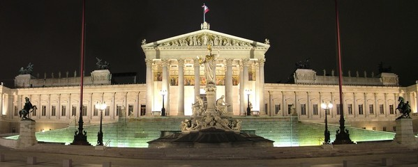wien parlamentsgebäude