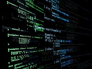 programa con código digital