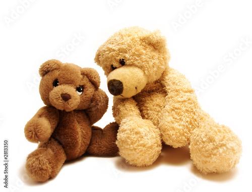teddy bears friends - 2813350