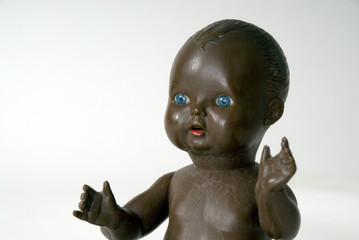 negro doll