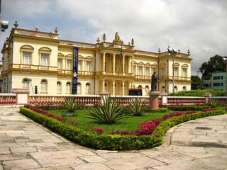 justitzgebäude manaus,  amazonas - brasil