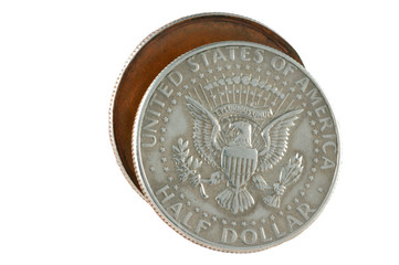 hollow coin