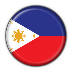bottone bandiera filippine philippines button flag