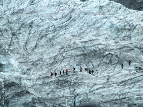 glacier walk - 2832796