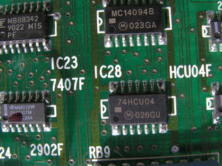 0815 - circuit imprimé