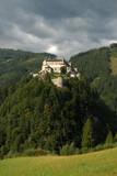 castle of werfen, austria poster