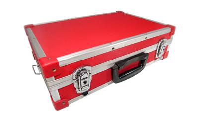 valise sécurité rouge