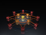 enhanced network node poster