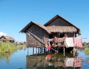 maison sur lac inlay