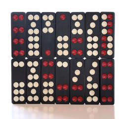 black dominoes 1