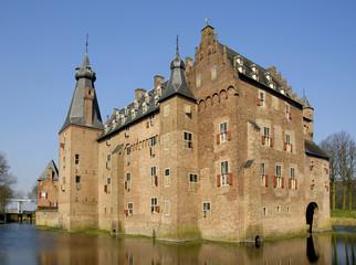 doorwerth castle in the netherlands