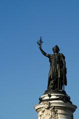 statue de la république