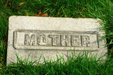 here lies my beloved mother poster