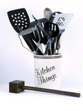 kitchen things & tenderizer