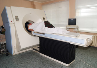 ct scan in hospital