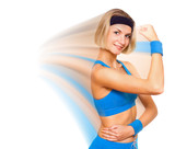 fitness trainer poster