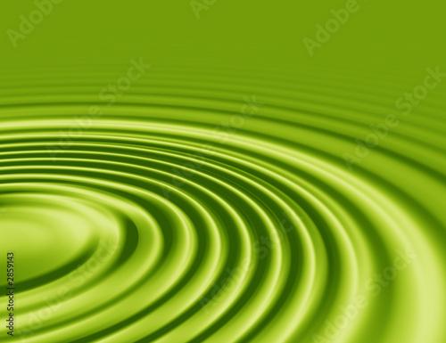 Fotobehang Abstract wave welle