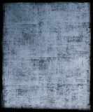 blue dirty background poster