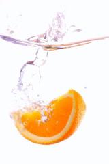 quatier d'orange